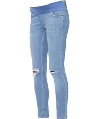 Topshop Maternity AUTH Jeans Slim Fit light denim