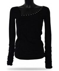 Dámský top s dlouhým rukávem Barrsa Crystal Shine Black