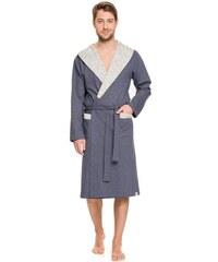 dobranocka Dn-nightwear SMS.9065 Pánský župan