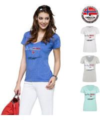 T-shirt Nebulus Retro