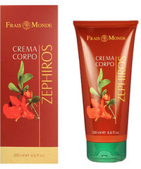 Frais Monde Zephiros Body Cream 200ml Tělový krém W Pro hebkou pokožku