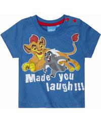 Disney The Lion Guard T-Shirt blau in Größe 3M für Jungen aus 100% Baumwolle