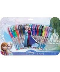 Disney Die Eiskönigin Schreibwaren Geschenkeset lila in Größe UNI für Mädchen