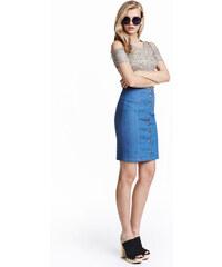 H&M Džínová sukně