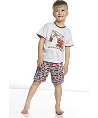 Cornette Chlapecké pyžamko Construction