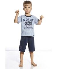Cornette Chlapecké pyžamko Motor