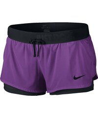 Nike FULL FLEX 2IN1 2.0 SHORT fialová XS