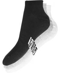 Sizeer Kotníkové Ponožky 3ppk Mix ženy Doplňky Ponožky Sisk4609