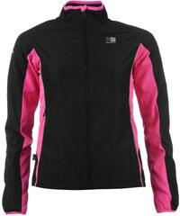 Bunda dámská Karrimor Running Jacket Black/Pink