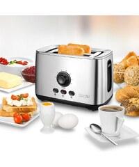 UNOLD® Toaster Turbo 38955, mit Turbo-Toast-Funktion, max. 2100 Watt