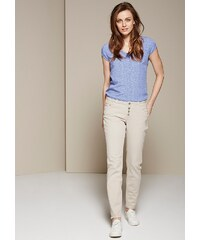 COMMA Lässige Jeans in Used-Optik