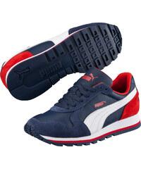Puma Chlapecké běžecké tenisky ST Runner L - tmavě modré
