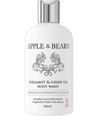Apple & Bears Bergamot Green Tea Body Wash Duschgel 500 ml