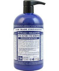 Dr. Bronner's Shikakai Soap Spearmint-Peppermint Flüssigseife 709 ml