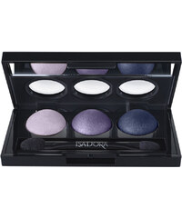 Isadora Nr. 85 - Purple Vain Eye Shadow Trio Lidschatten 1.8 g weiß