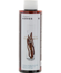 Korres natural products Liquorice & Urtica Haarshampoo 250 ml