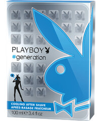 Playboy #generation men After Shave 100 ml