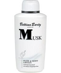 Bettina Barty Musk Hand & Body Lotion Körperlotion 500 ml