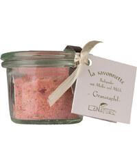 LaNature Badepuder Granatapfel mit Blütenblätter Badezusatz 70 g