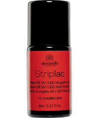 Alessandro 12 - Classic Red Striplac Nagelgel 8 ml
