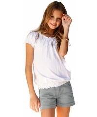 CFL Shorts für Mädchen grau 128,134,140,146,152,158,164,170,176,182