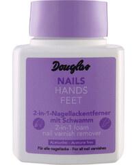 Douglas nails hands feet Express Nail Polish Remover Nagellackentferner 100 ml