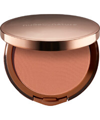 Nude by Nature Coral Cashmere Pressed Blush Bronzer 1 Stück