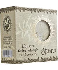 Ottoman Olivenölseife - Hausart weiß Stückseife 200 g