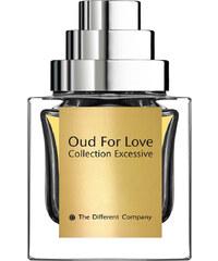 The Different Company Collection Excessive Oud for Love Eau de Parfum (EdP) 50 ml