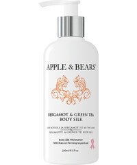 Apple & Bears Bergamot Green Tea Körperlotion 250 ml