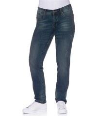 SHEEGO DENIM Damen Denim Lässige Jeans im Used-Look blau 40,42,44,46,48,50,52,54,56,58