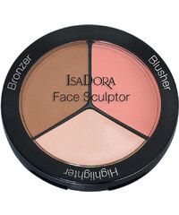Isadora Nr. 01 Warm Peach Face Sculptor Rouge 18 g