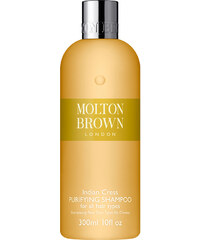 Molton Brown Indian Cress Purifying Shampoo Haarshampoo 300 ml