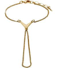 Pilgrim Destiny Gold Plated Armband