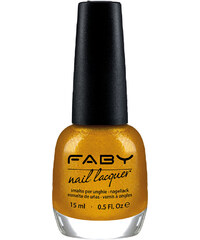 Faby All That Glitters Is Not Gold Nail Color Glow Nagellack 15 ml