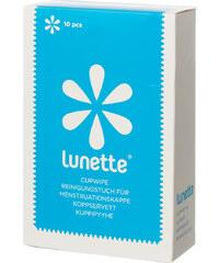 Lunette CupWipe Reinigungstücher Reinigungspads 10 st