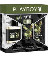 Playboy Play It Wild men Duftset 1 Stück