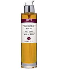 Ren Skincare Moroccan Rose Otto Ultra-Moisture Körperöl 100 ml