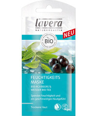 lavera Feuchtigkeits-Maske Maske 8 ml
