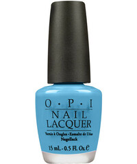 OPI Nr. B83 No Room For the Blues Brights Creme Nagellack 15 ml