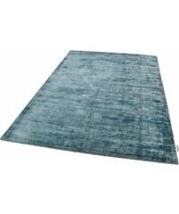 Teppich Shine uni handgewebt Tom Tailor blau 3 (B/L: 140x200 cm),31 (B/L: 65x135 cm),4 (B/L: 160x230 cm),6 (B/L: 190x290 cm)
