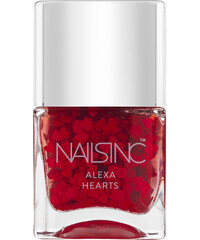 Nails Inc. Alexa Hearts Polish Gift Nagellack 14 ml