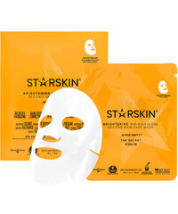 STARSKIN® After Party™ Coconut Bio-Cellulose Brightening Face Mask Maske 30 ml