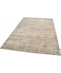Teppich Shine uni handgewebt Tom Tailor silberfarben 3 (B/L: 140x200 cm),31 (B/L: 65x135 cm),4 (B/L: 160x230 cm)