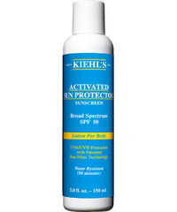 Kiehl's Activated Sun Protector SPF 50 Sonnenlotion 150 ml