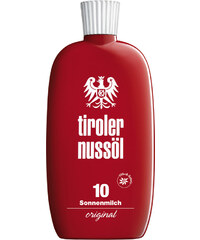 Tiroler Nussöl Sonnenmilch LSF 10 150 ml