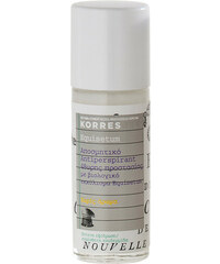 Korres natural products 48H Anti-Perspirant Roll-on Deodorant Roller 30 ml