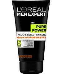 L´Oréal Men Expert Pure Power Kohle Gesichtsreinigungsgel 150 ml