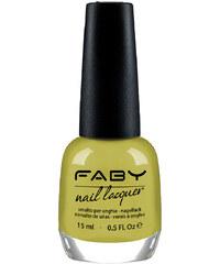 Faby Monday: Eight O'Clock! Nail Color Creme Nagellack 15 ml