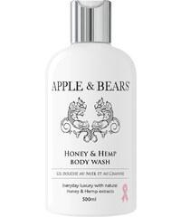 Apple & Bears Honey Hemp Duschgel 500 ml